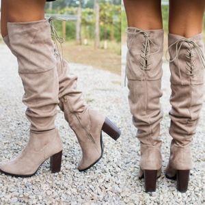 Shoes - CASSANDRA OTK boots - TAUPE